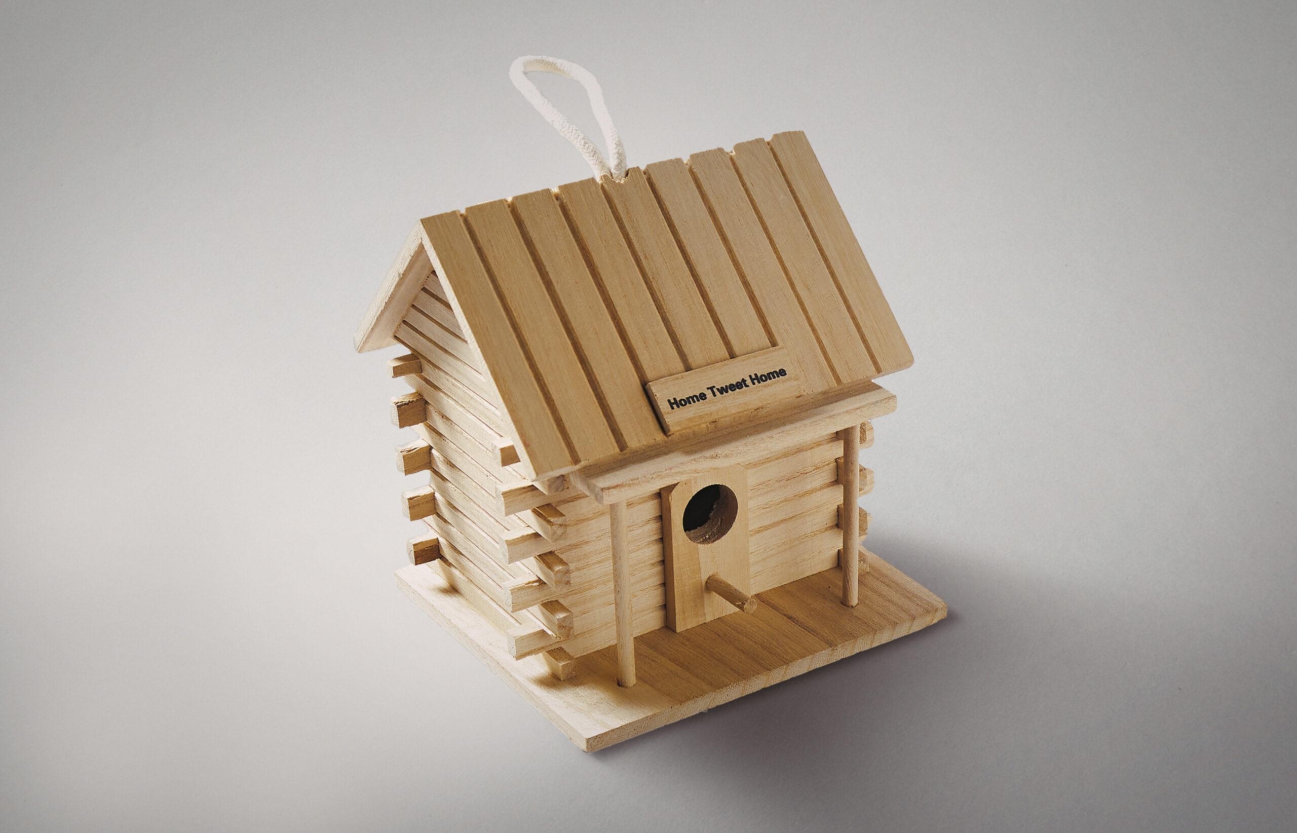 Birdhouse Incenitve
